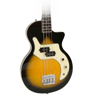 Orange O Bass Guitar Close
