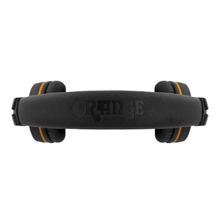 Orange O Edition Headphones Top