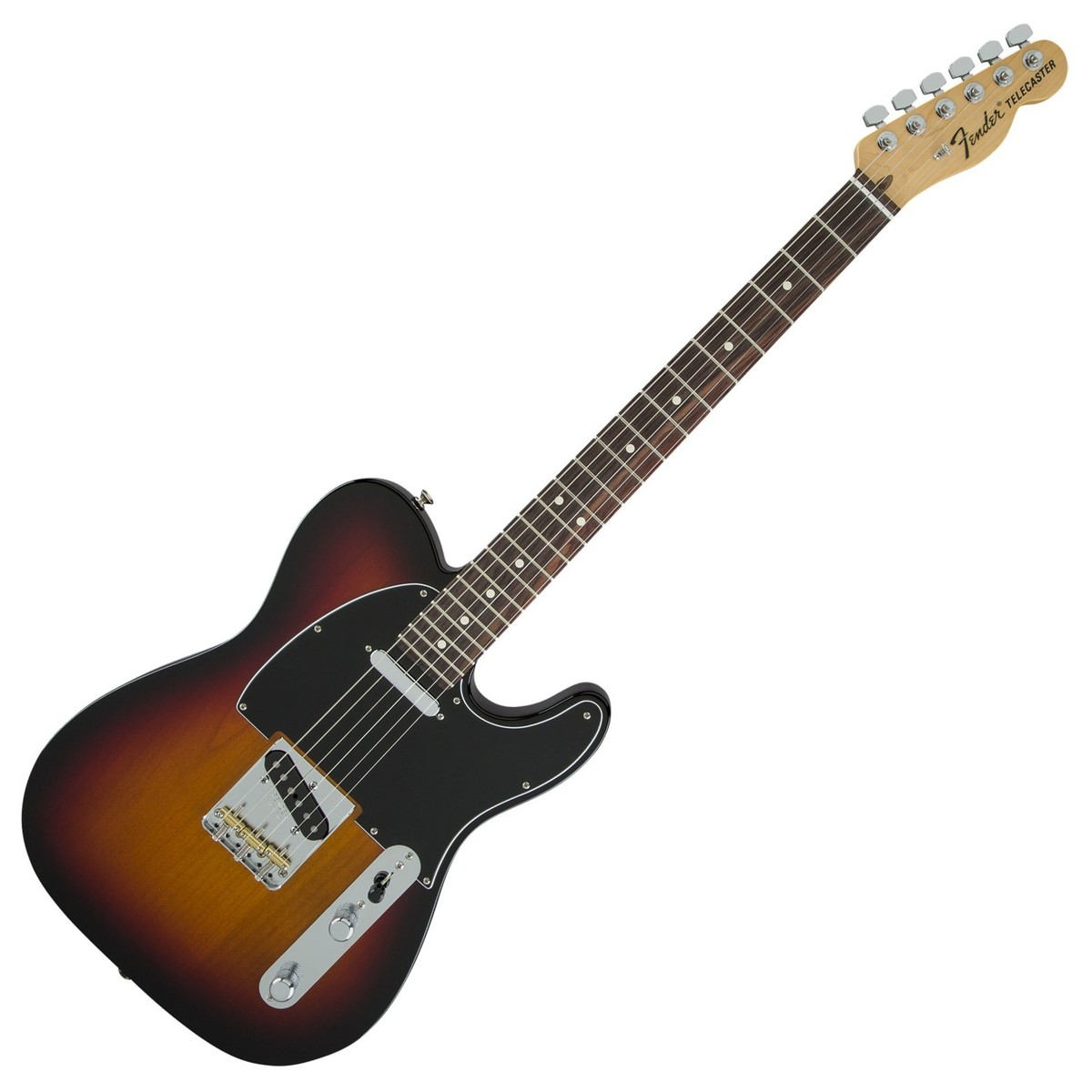 fender american special telecaster rw 3 tone sunburst at gear4music. Black Bedroom Furniture Sets. Home Design Ideas