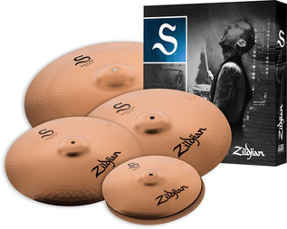 Zildjian SROCKXL S Series Box Set