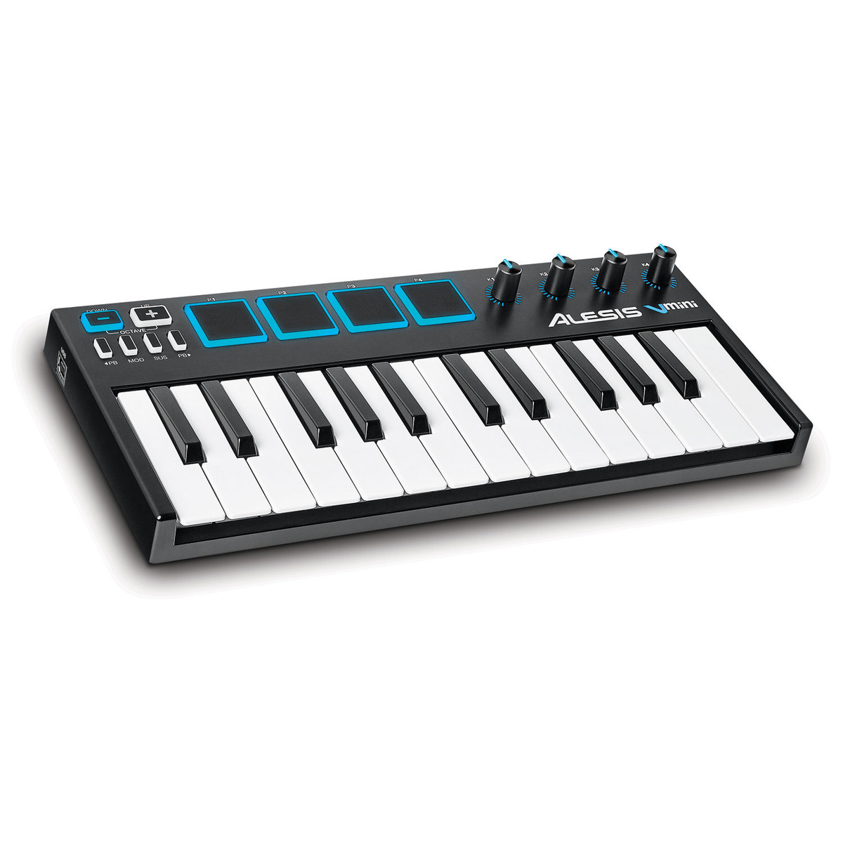 Alesis V Mini 25 Key Midi Keyboard Controller At Gear4music