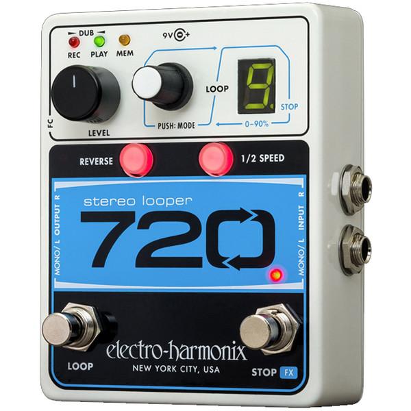 Electro Harmonix 720 Stereo Looper Pedal
