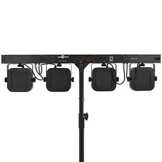 350w LED Par Set by Gear4music