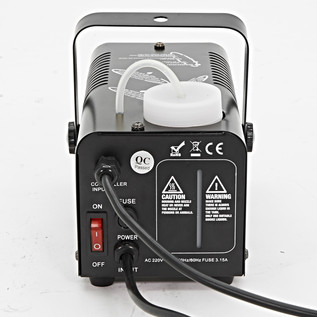 350w LED Par Set by Gear4music + Fog Machine