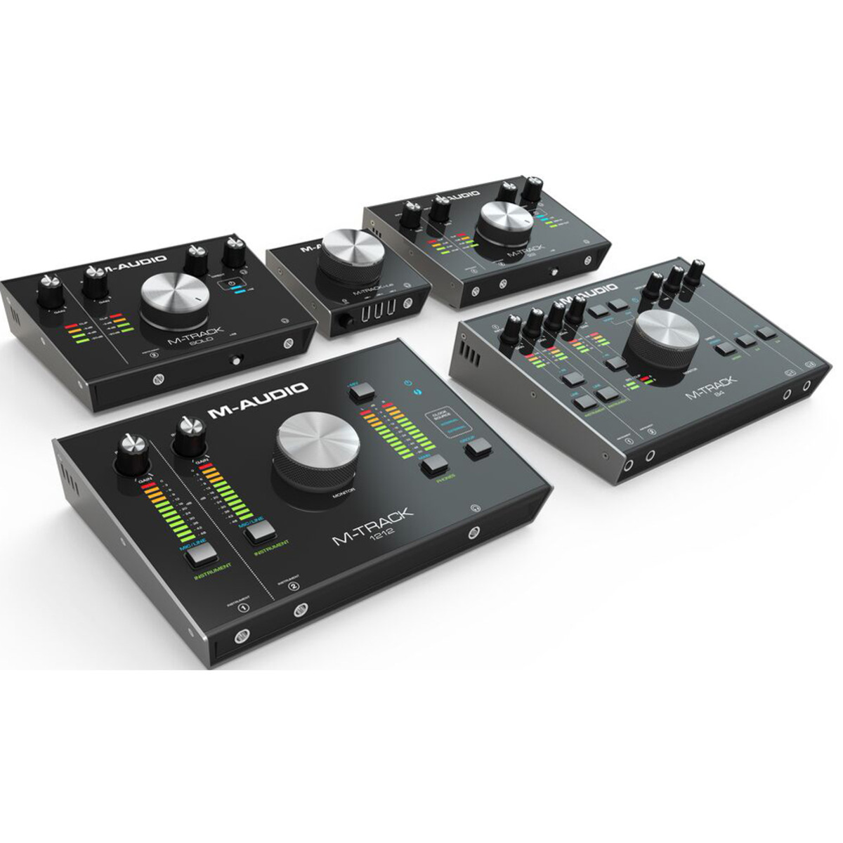 m audio m track 8x4 audio interface at gear4music. Black Bedroom Furniture Sets. Home Design Ideas