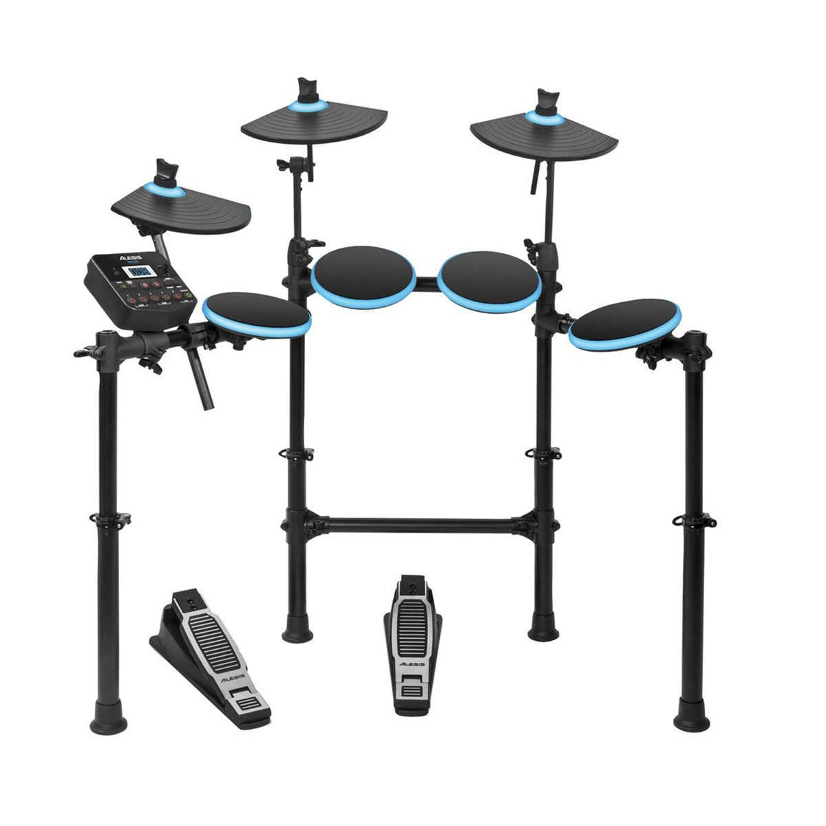 Alesis Dm Lite Electronic Drum Kit At Gear4music Equalizers Crossovers Wiring Kits Caps And More Click On Picture To