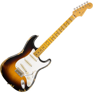 Fender Custom Shop Limited 1956 Relic Strat, 2-Colour Sunburst