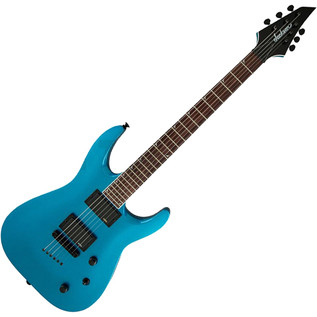 Jackson SLATTXMG3-6, Candy Metallic Blue - Angled