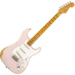 Fender Custom Shop Limited 1956 Relic Strat, Faded Shell Pink