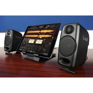 IK Multimedia iLoud Micro Monitor Studio Referencing System