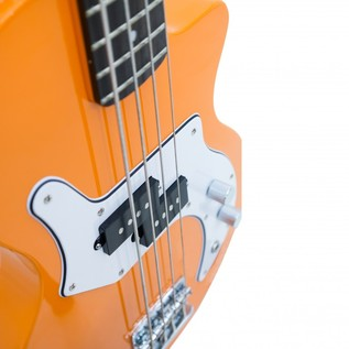 Orange O Bass Guitar, Orange
