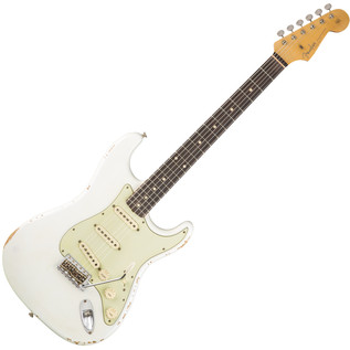 Fender Custom Shop 1961 Relic Stratocaster, Olympic White