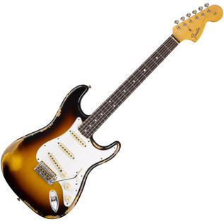 Fender Custom Shop 1967 Heavy Relic Stratocaster, 3-Colour Sunburst