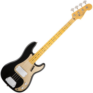 Fender Custom Shop 1957 Journeyman Relic Precision Bass, Black