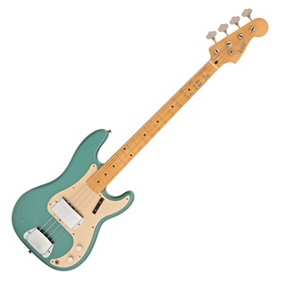 Fender Custom Shop 1957 Journeyman Relic Precision, Sherwood Green