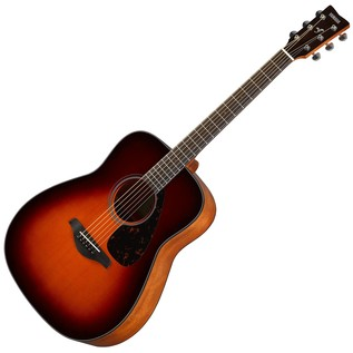 Yamaha FG800 Acoustic Guitar, Brown Sunburst