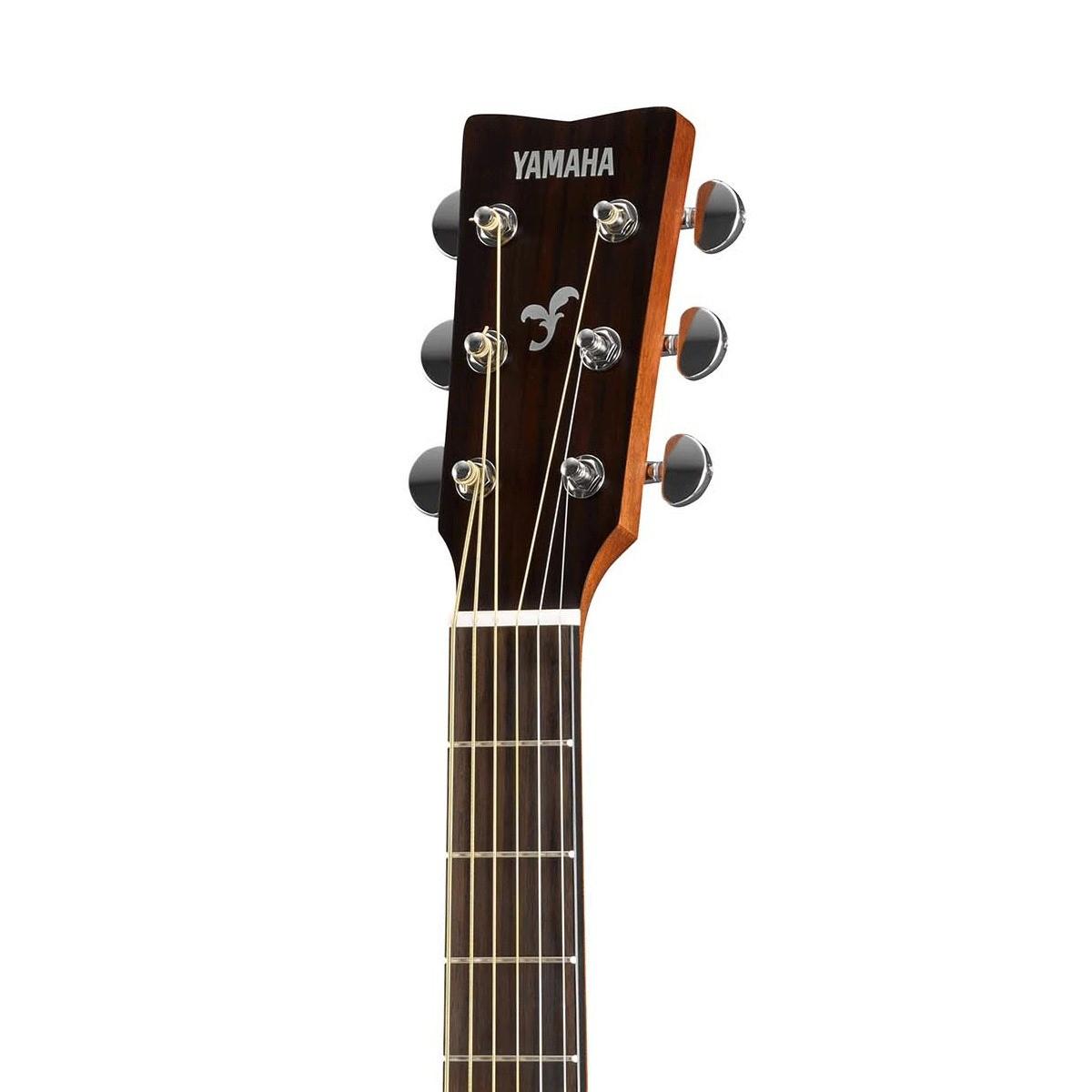 Yamaha fg800 guitarra ac stica sunburst marr n en for Yamaha sun classic parts