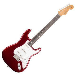 Fender Custom Shop New Old Stock Postmodern Strat RW, Candy Apple Red