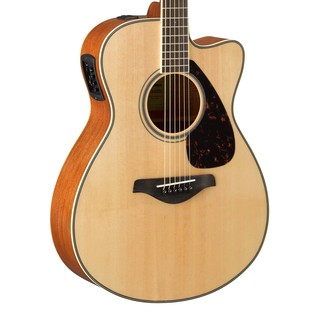 Yamaha FSX820C Electro Acoustic Guitar, Natural