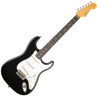 Fender Custom Shop Journeyman Relic Postmodern Strat RW, Black
