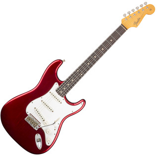 Fender Custom Shop Journeyman Relic Postmodern Strat RW, Apple Red