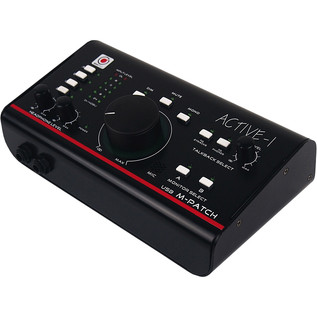 JBL M-Patch Active-1 Monitor Volume Controller
