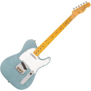 Fender Custom Shop Journeyman Relic Postmodern Tele MN, Silver