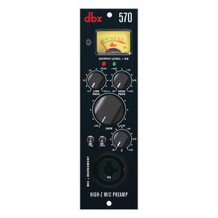 dbx 570 High-Z Mic Preamp