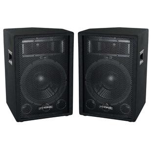 Phonic SEM712 Passive PA Speaker, Pair