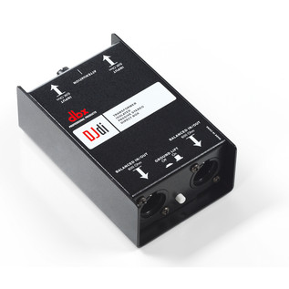 DBX DJdi Two Channel Digital Injection Box