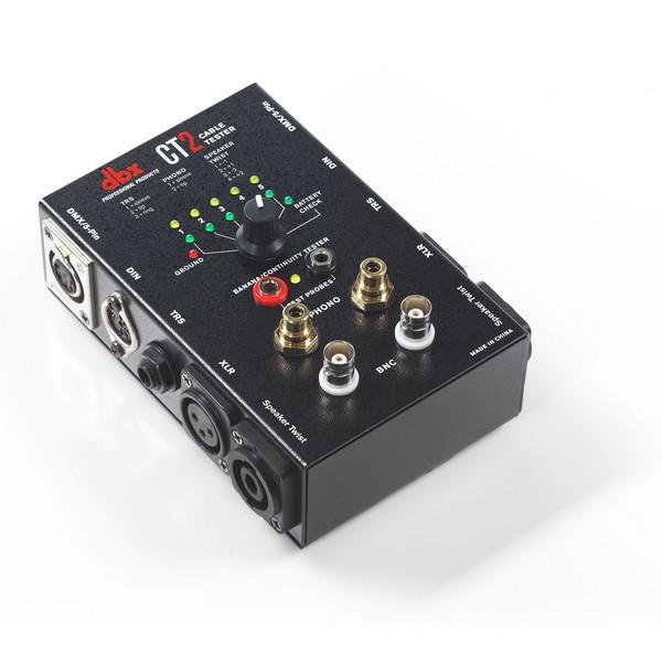 dbx CT2 Cable Testing Unit
