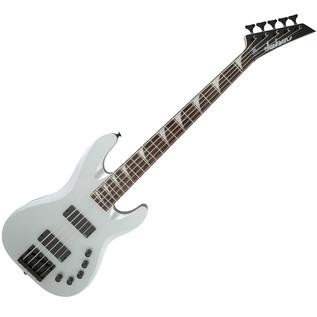 Jackson Ellefson Concert Bass Guitar V - Angled View