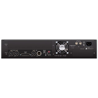Apogee Symphony I/O MKII Thunderbolt Chassis with 2x6 Analog - Rear View