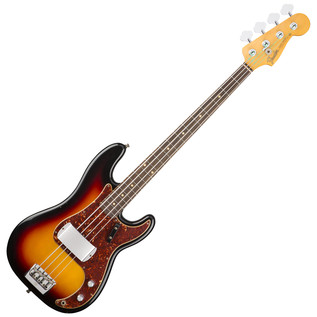 Fender Custom Shop Journeyman Relic Postmodern Bass, Sunburst