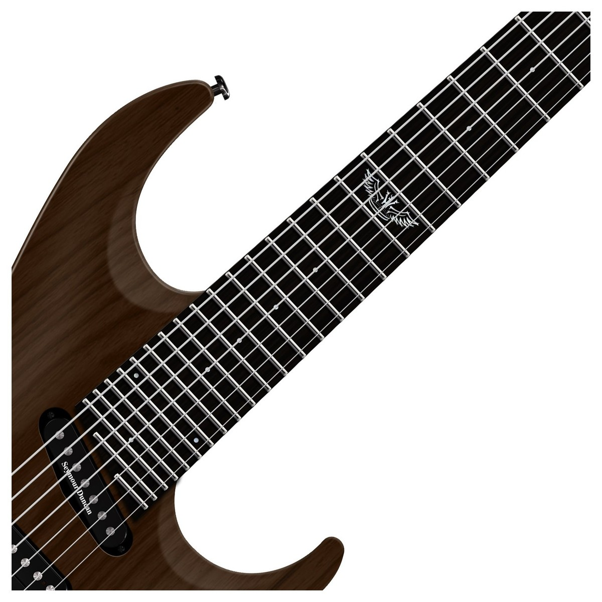 disc washburn parallaxe pxs29 7frdsam electric guitar at gear4music. Black Bedroom Furniture Sets. Home Design Ideas