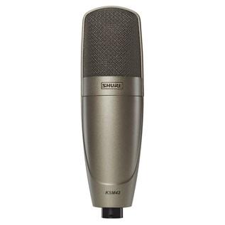 Shure KSM42/SG Large Dual Diaphragm Microphone