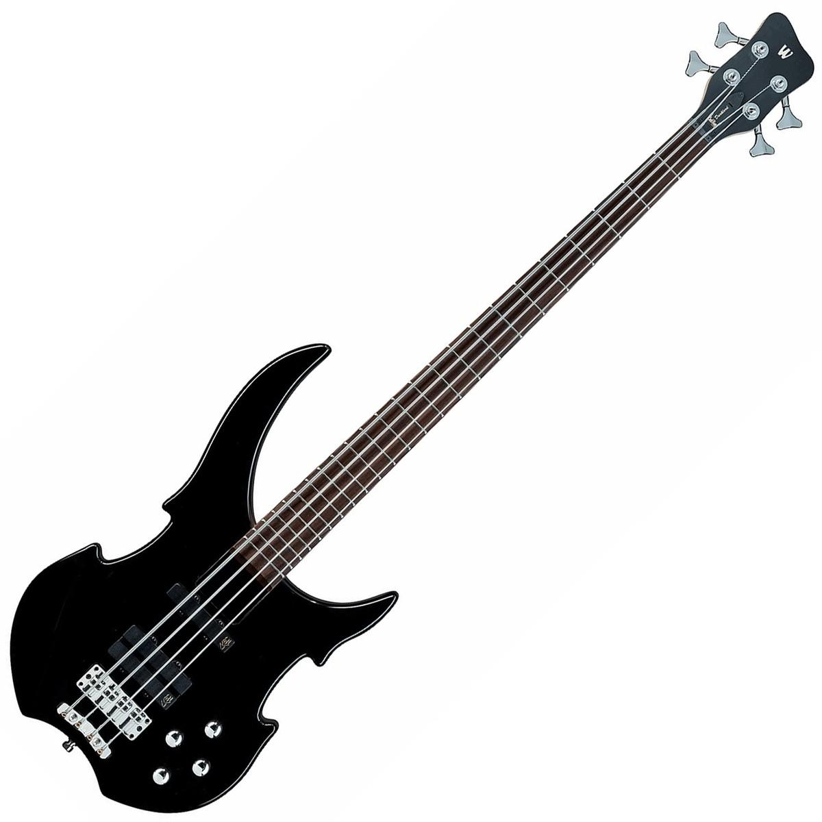 warwick rockbass vampyre dark lord 4 string bass guitar black at. Black Bedroom Furniture Sets. Home Design Ideas