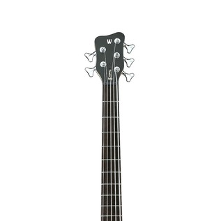 Warwick Rockbass Vampyre Left Handed 5-String, Black