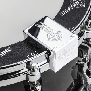 Snareweight #4 Snare Dampening System, Chrome