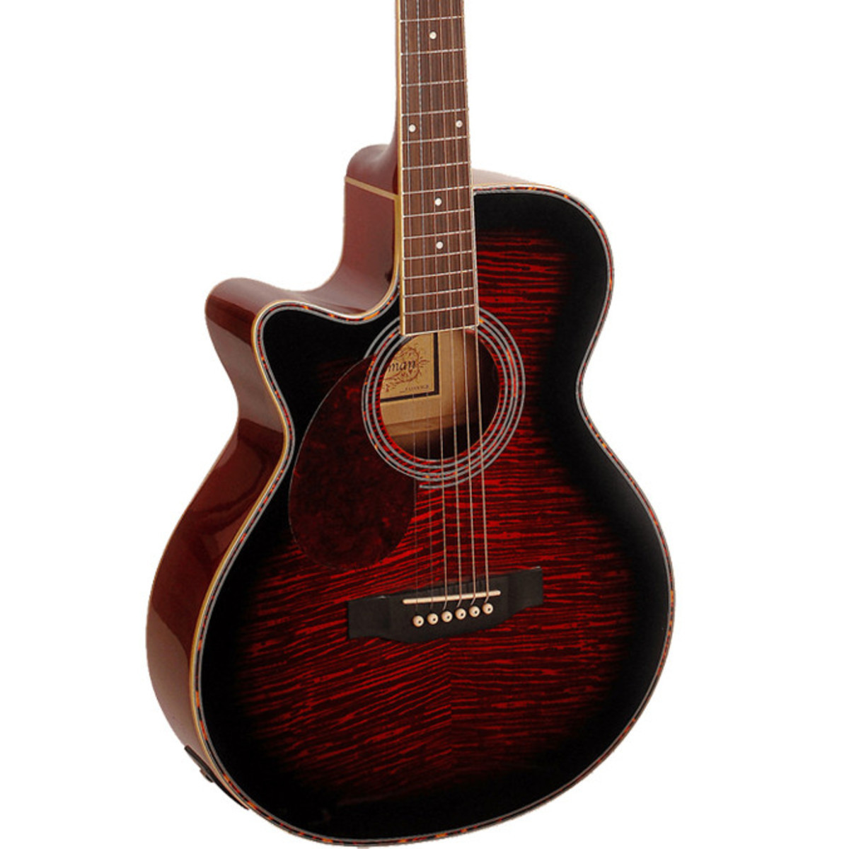 guitare gaucher acoustique