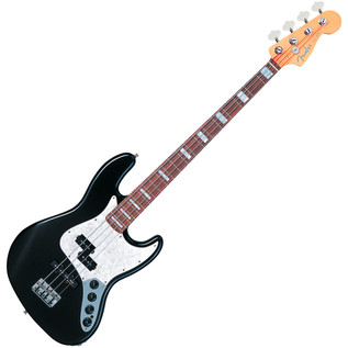 Fender Custom Shop Reggie Hamilton Signature Jazz Bass, Black