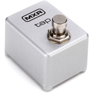 MXR M199 Tap Tempo Pedal - Angled View