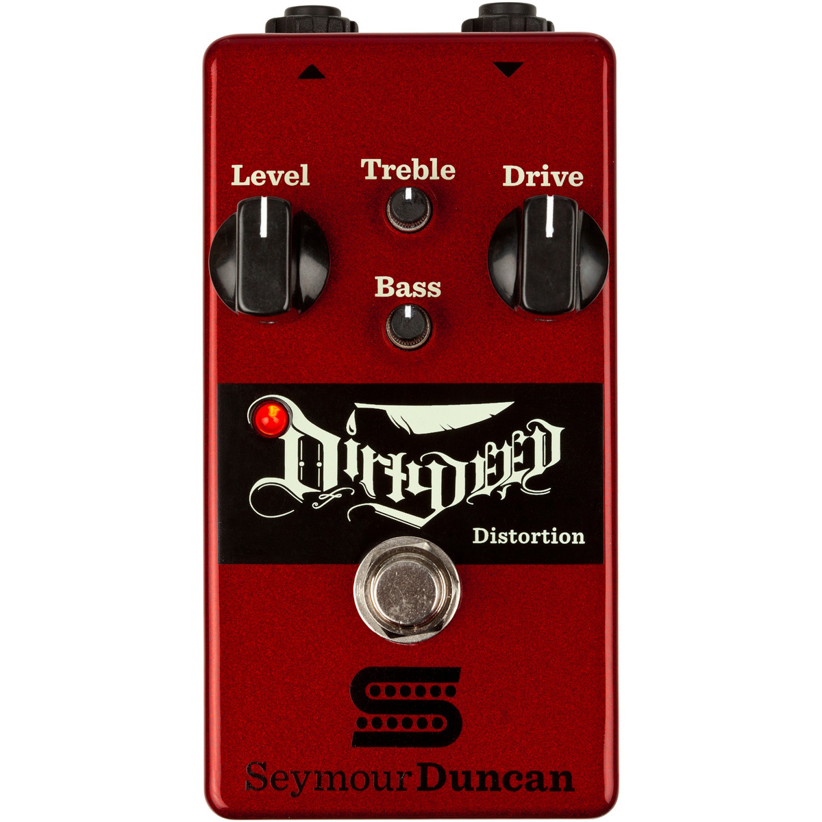 seymour duncan dirty deed distortion pedal at gear4music. Black Bedroom Furniture Sets. Home Design Ideas