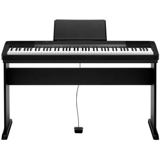 Casio CDP-130 Compact Digital Piano with Stand, Bench and Headphones