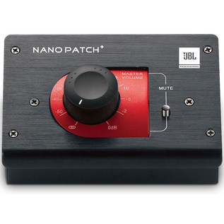 JBL NanoPatch+ Volume Control - Front