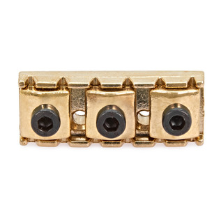 Floyd Rose Style Locking Nut, Gold, 42mmx15.3mm