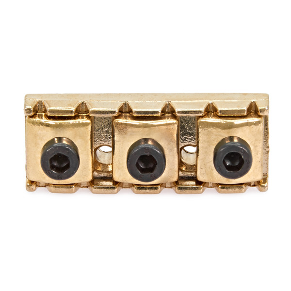 Floyd Rose Style Locking Nut, Gold, 42mmx15.3mm