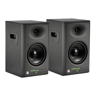 JBL LSR4328 PAK Bi-Amplified Studio Monitor System with Subwoofer - Package