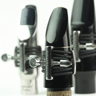 Silverstein Prelude Small Bb Clarinet Ligature (Mouthpieces Not Included)