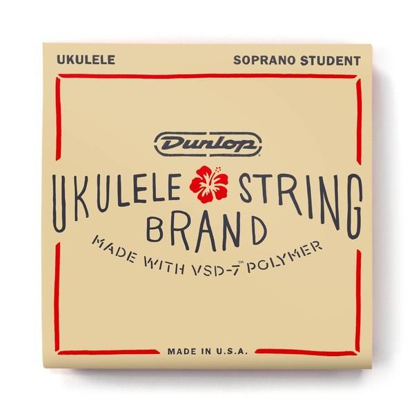 Dunlop Ukulele Soprano Student 4 String Set